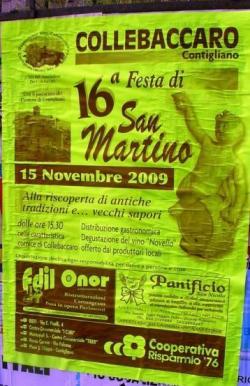MANIFESTO EDIZIONE 2009