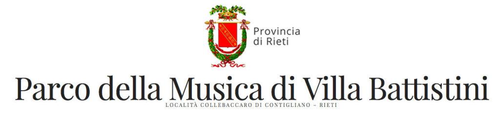 Parco della Musica di Villa Battistini