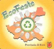 """PREMIAZIONE BANDO """"EcoFeste Provincia di Rieti 2014"""" – Contigliano 1° Classificato"""