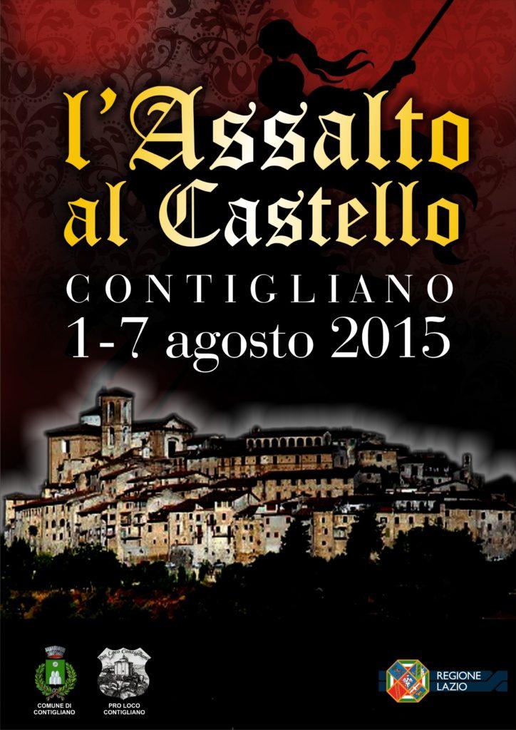 ASSALTO AL CASTELLO 2015
