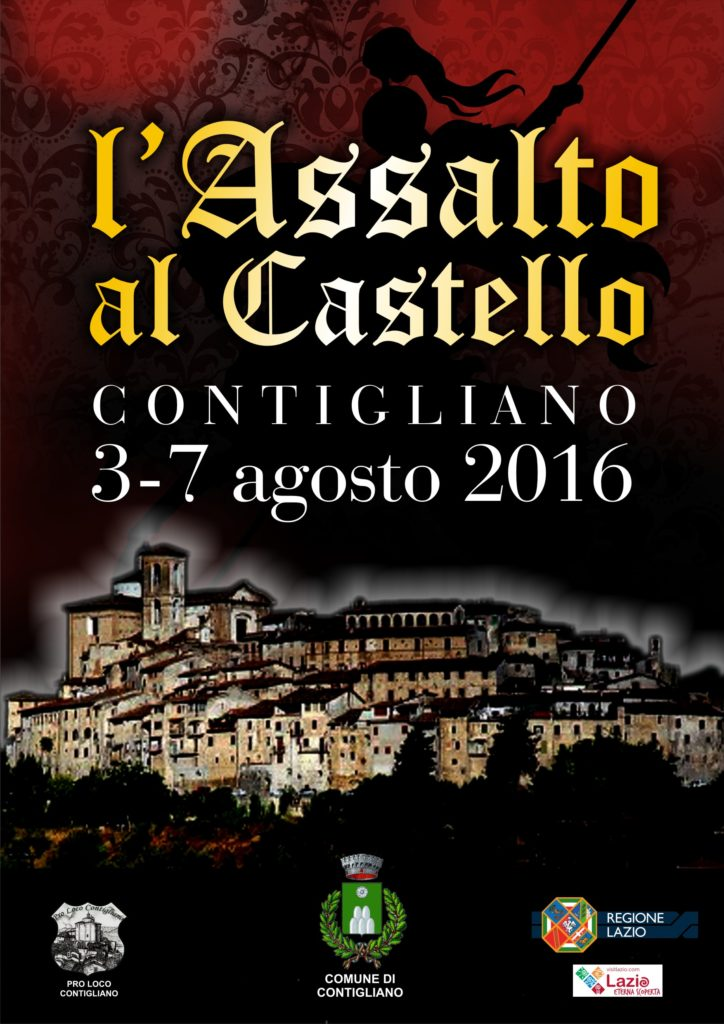 ASSALTO AL CASTELLO 2016