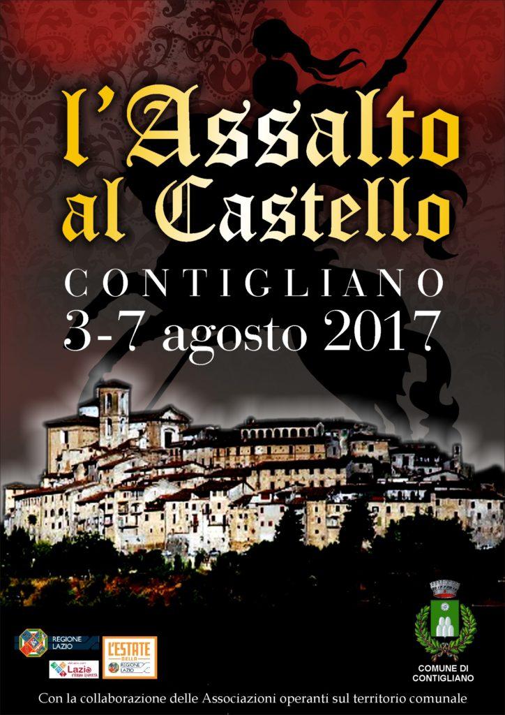ASSALTO AL CASTELLO 2017