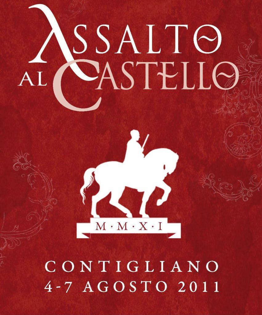 ASSALTO AL CASTELLO 2011